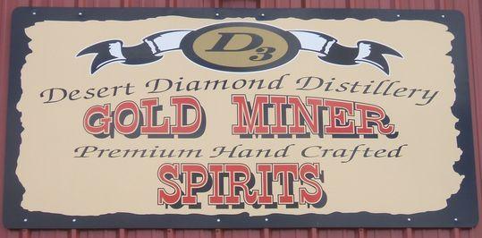 gold miner rum